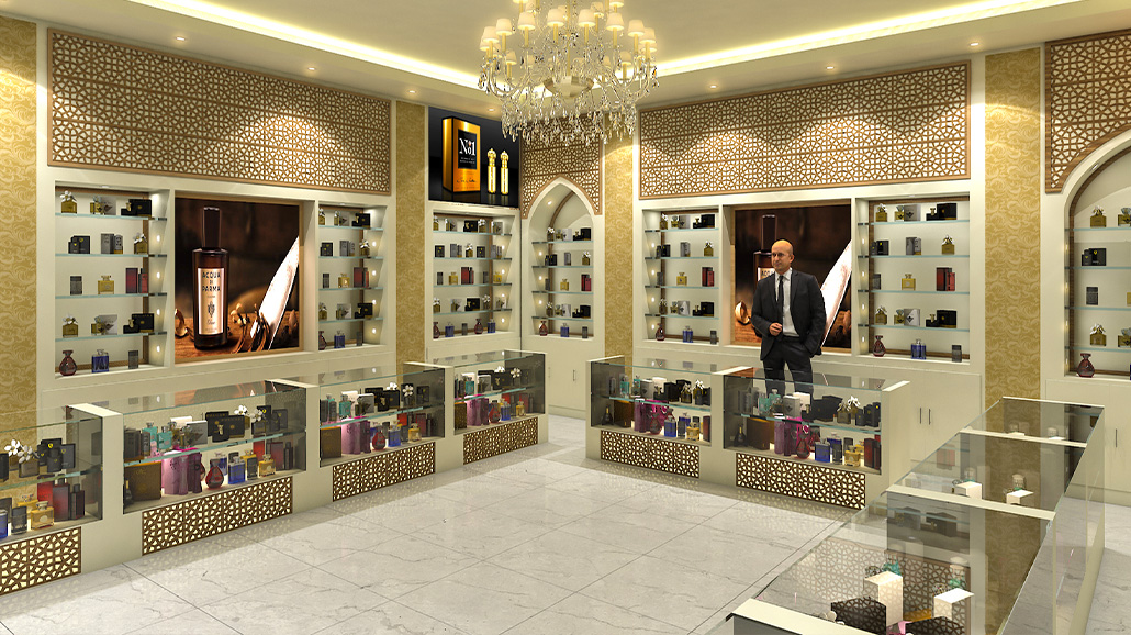 ATIAB AL MALAK 3D Visualization - Creative Fox