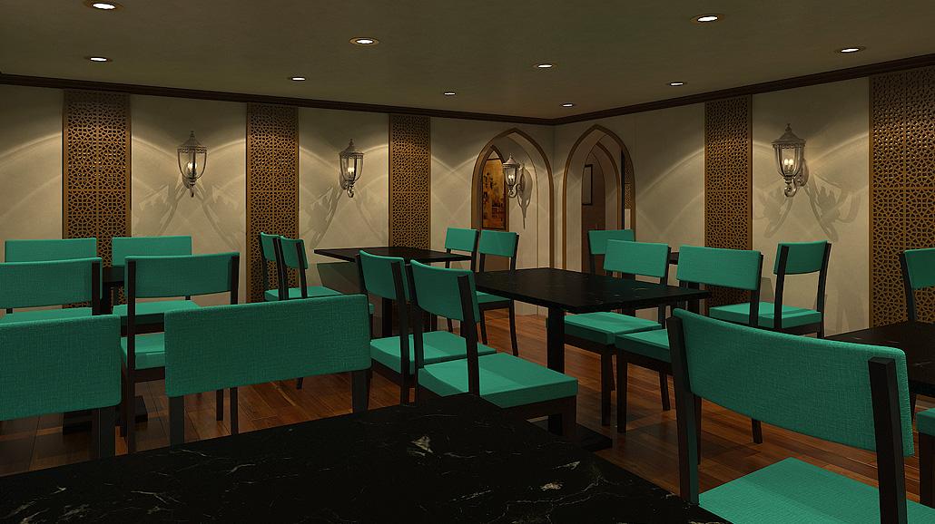 SEA SHELL 3D Visualization - Creative Fox