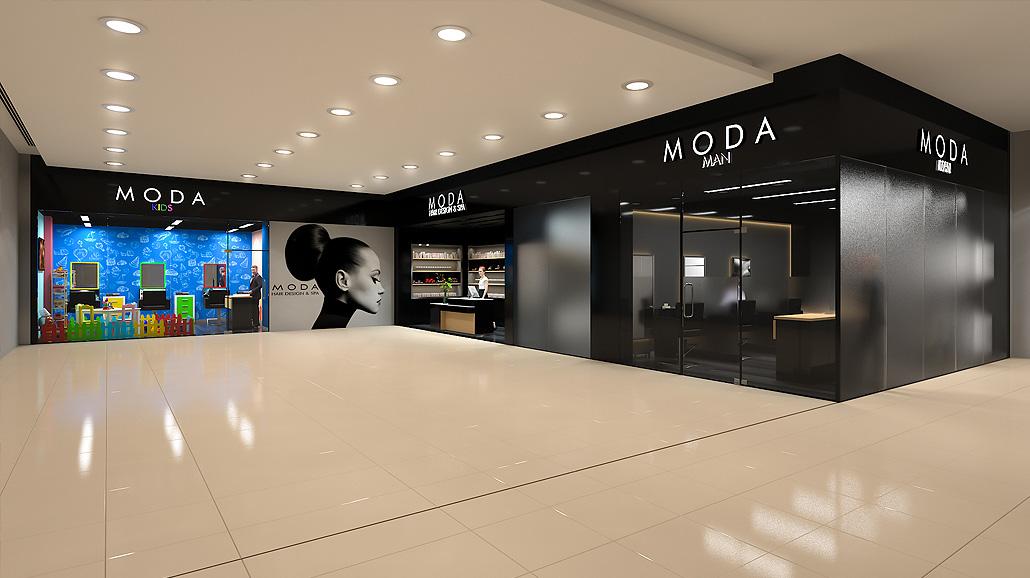 MODA 3D Visualization - Creative Fox