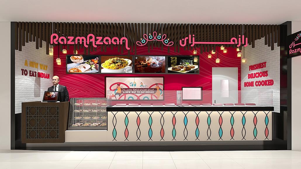 RAZMAZAAN MGM 3D Visualization - Creative Fox
