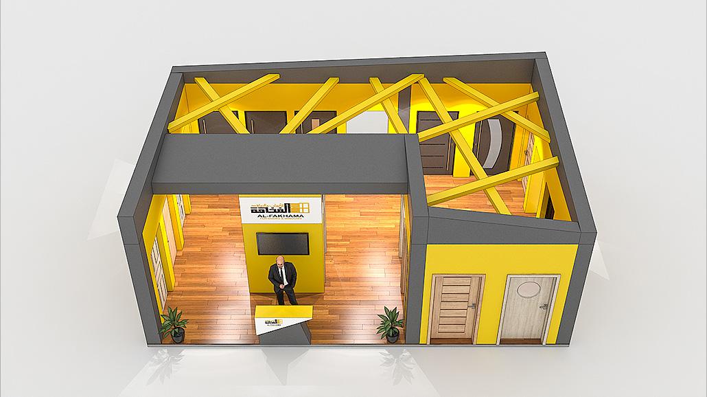 AL FAKHAMA 3D Visualization - Creative Fox