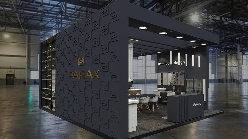PARAX 3D Visualization - Creative Fox