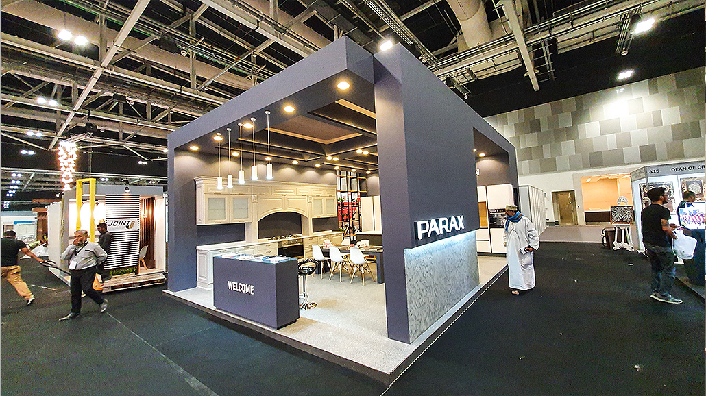 PARAX Exhibition Stands - Creative Fox